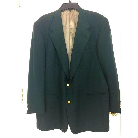 Austin Reed Other - Austin Reed Men's Blazer Coat Jacket USA 44 L Vtg
